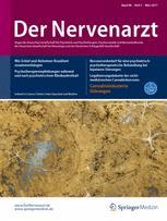 Der Nervenarzt 3/2017