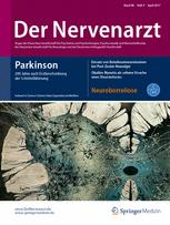 Der Nervenarzt 4/2017
