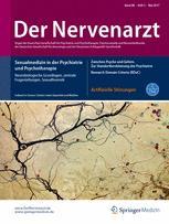 Der Nervenarzt 5/2017