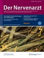 Der Nervenarzt 8/2017
