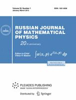 Russian Journal of Mathematical Physics