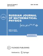 Russian Journal of Mathematical Physics