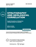 Stratigraphy and Geological Correlation