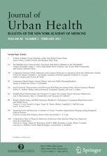 Journal of Urban Health