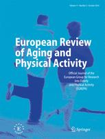 European Review of Aging and Physical Activity