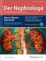 Der Nephrologe 6/2012
