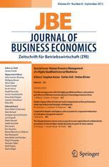 Journal of Business Economics