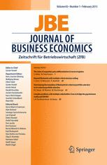 Journal of Business Economics