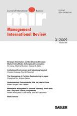 Management International Review