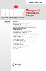 Review of Business Research - IABE | Journal Information