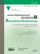 Journal of Zhejiang University SCIENCE B