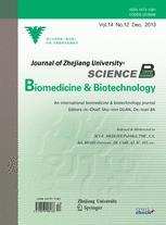 Journal of Zhejiang University SCIENCE B