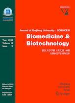 Journal of Zhejiang University-SCIENCE B
