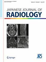 Japanese Journal of Radiology