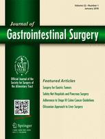 Journal of Gastrointestinal Surgery