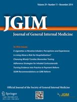 Journal of General Internal Medicine