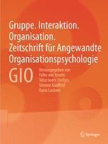 Gruppendynamik und Organisationsberatung
