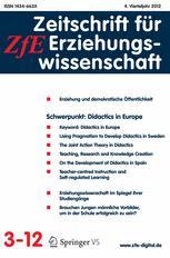 Zeitschrift für Erziehungswissenschaft