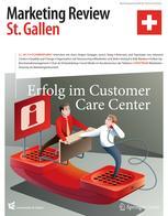 Marketing Review St. Gallen 3/2013