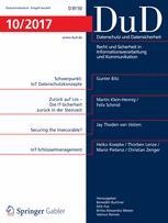 Datenschutz und Datensicherheit - DuD 10/2017
