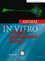 In Vitro Cellular & Developmental Biology - Animal