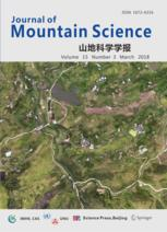 Journal of Mountain Science