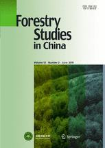 Forestry Studies in China