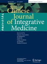 Chinese Journal of Integrative Medicine