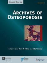 Archives of Osteoporosis