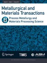 Metallurgical Transactions B