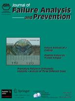Journal of Failure Analysis and Prevention