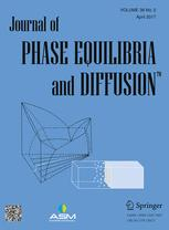 Journal of Phase Equilibria and Diffusion