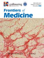 Frontiers of Medicine in China