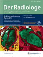 Der Radiologe 1/2013