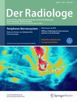 Der Radiologe 3/2017