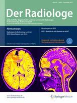 Der Radiologe 9/2017