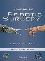 Journal of Robotic Surgery
