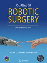 Journal of Robotic Surgery
