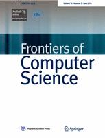 Frontiers of Computer Science