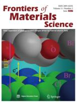 Frontiers of Materials Science 2/2017