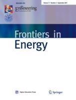Frontiers in Energy 3/2017
