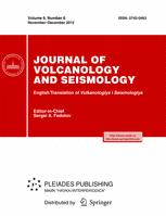 Journal of Volcanology and Seismology