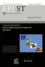 The European Physical Journal Special Topics