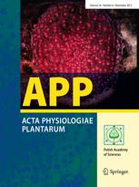 Acta Physiologiae Plantarum