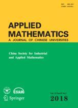 Applied Mathematics-A Journal of Chinese Universities
