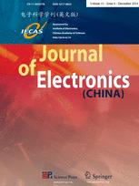 Journal of Electronics (China)