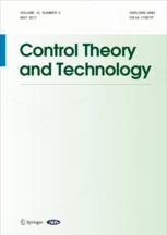 Control Theory and Technology