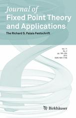 Journal of Fixed Point Theory and Applications