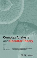Complex Analysis and Operator Theory