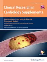 Clinical Research in Cardiology Supplements 1/2012